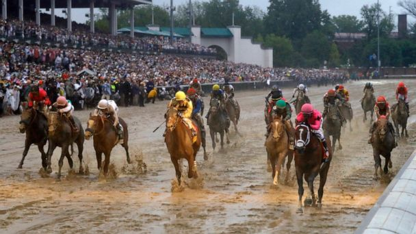 Maximum Security out of Preakness; Derby DQ appeal denied