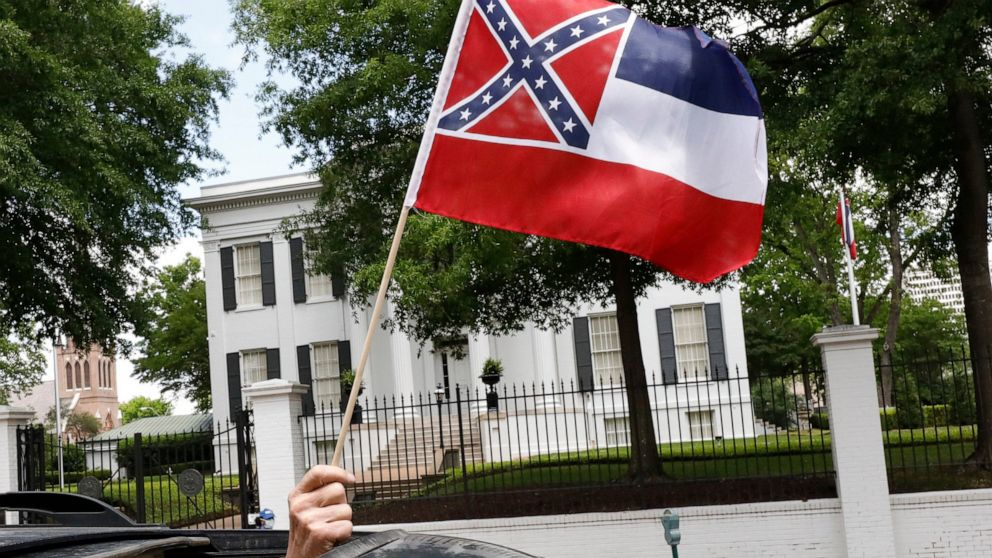 Mississippi flag: 'In God We Trust' for Confederate symbol? thumbnail