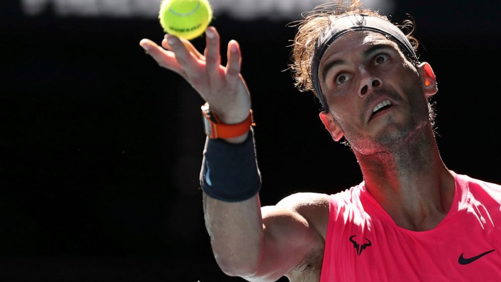 Australian Open Glance Nadal Kyrgios Duel In 4th Round Abc News