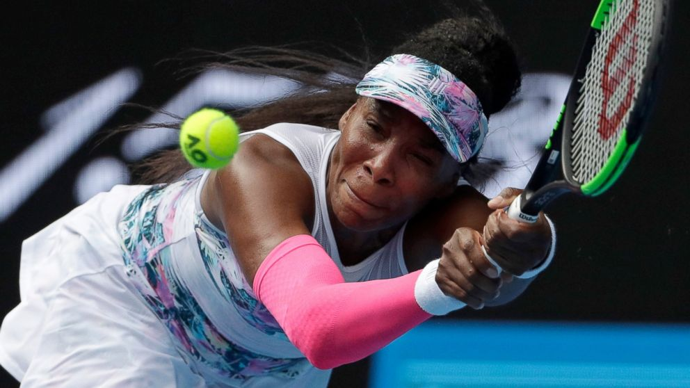 Game From Quick Exit Venus Williams Wins At Australian Open Abc News