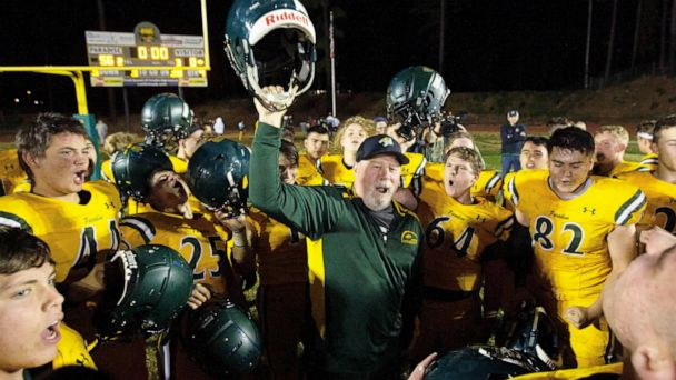 High school football team loses title game 1 year after fire