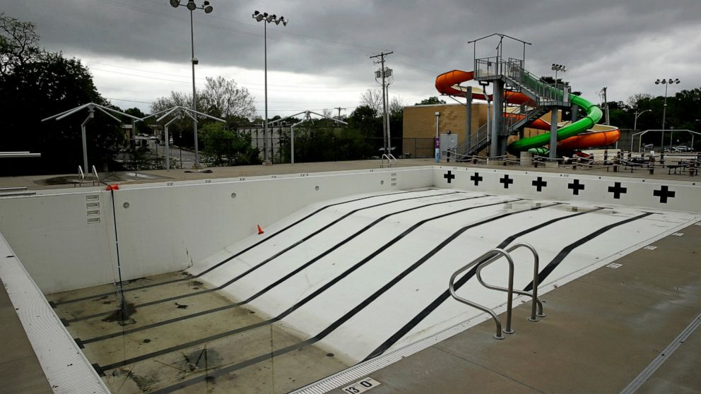 US communities face tough choices on opening public pools thumbnail
