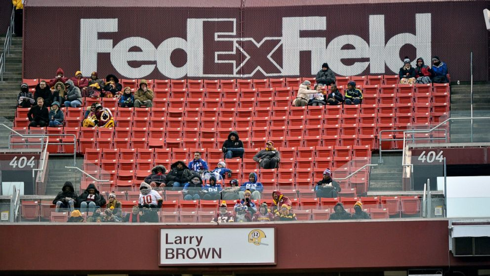 Sponsor FedEx asks Redskins to change their name thumbnail