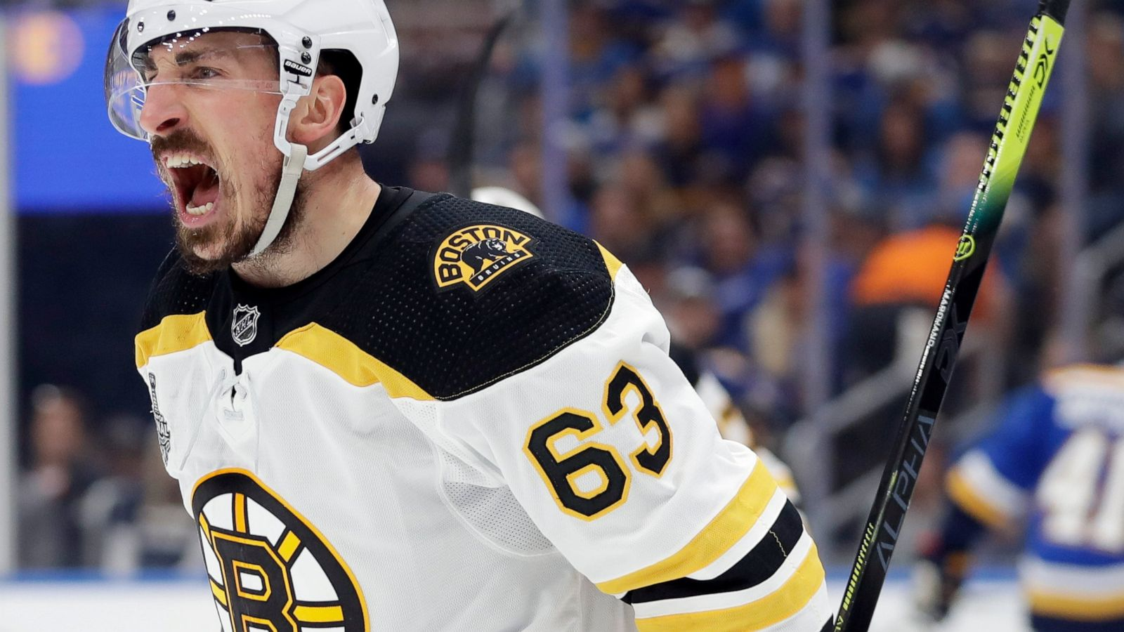 Bruins Force Stanley Cup Game 7 With 5 1 Win Over Blues Abc News