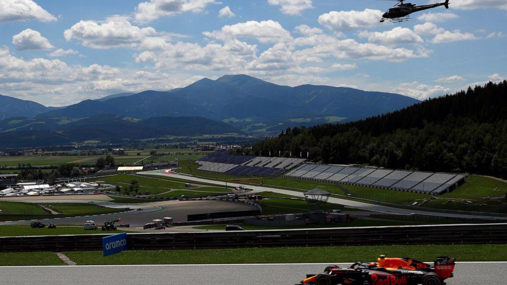 More than 4,000 coronavirus assessments in F1 show detrimental thumbnail