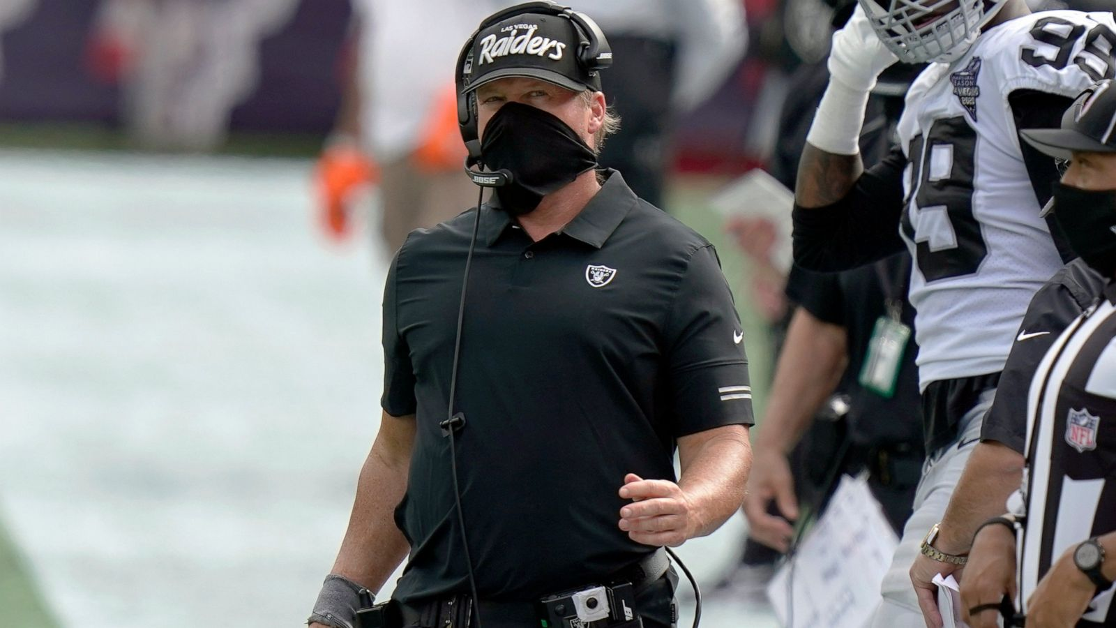 Facetime Nfl Coaches Have Learned Lessons On Face Masks Abc News