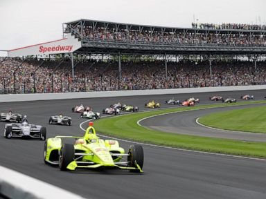 NASCAR and IndyCar collide for racing extravaganza at Indy