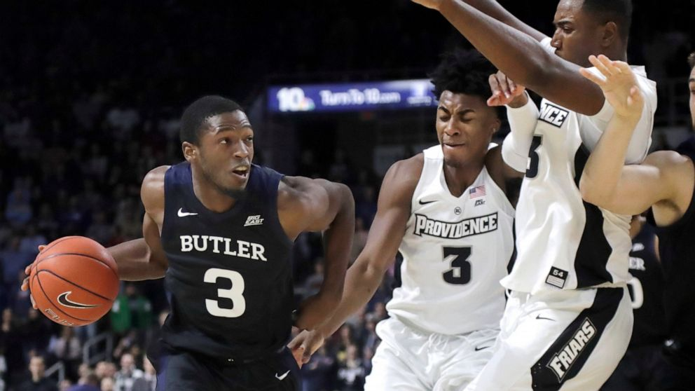 Big East A Beast Again With Four Teams Showcased In Top 25