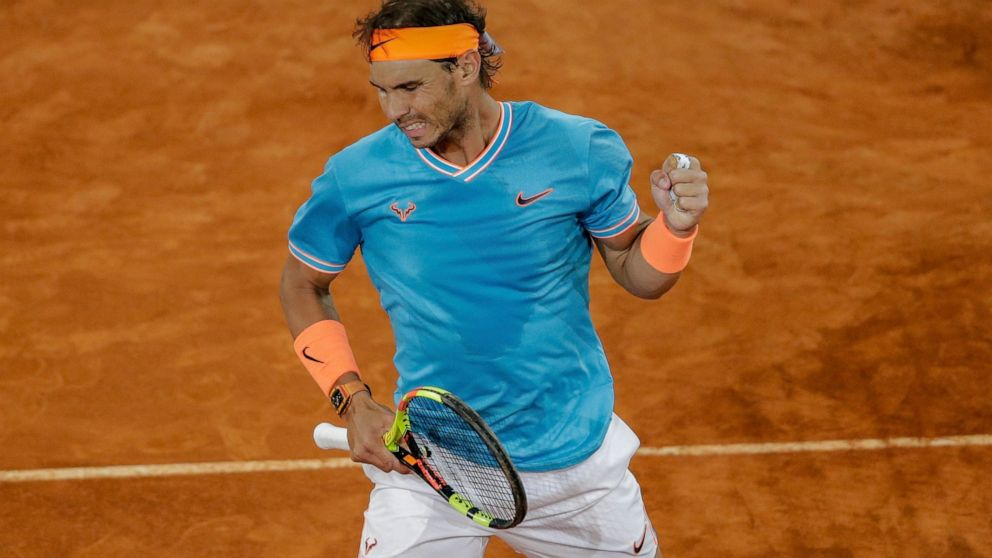 Nadal Loses To Tsitsipas In Madrid As Clay Slump Continues Abc News