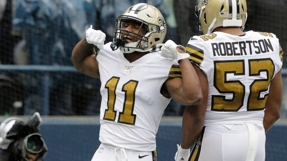 Saints Special Teams Emphasis Evident In Recent Win Abc News