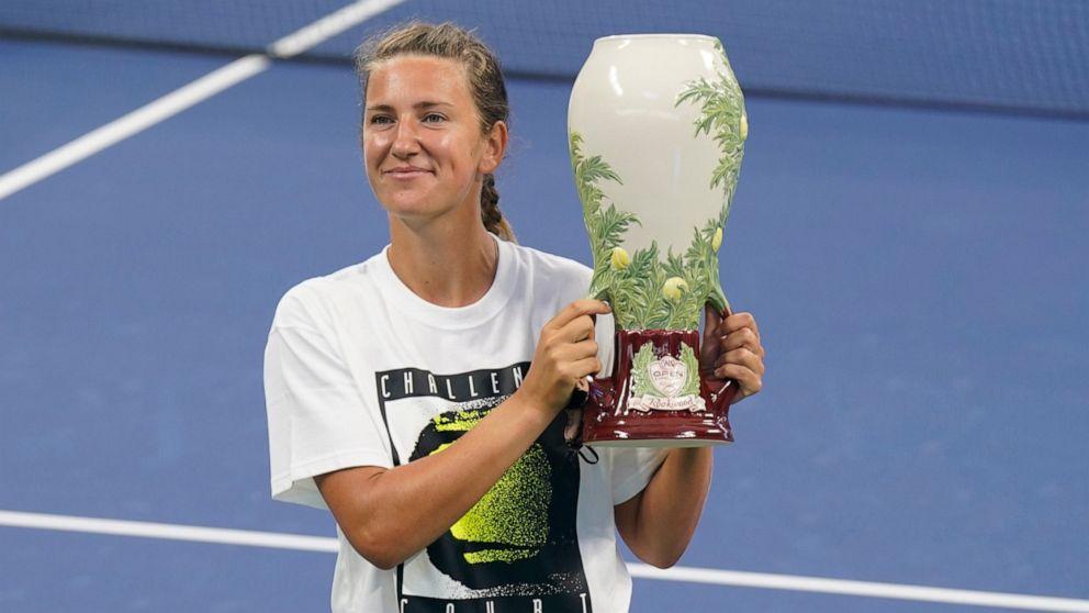 Djokovic Wins 35th Masters Hurt Osaka Withdraws From Final Abc News