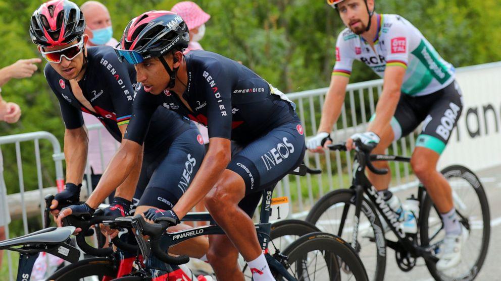 Defending Champion Egan Bernal Withdraws From Tour De France Abc News