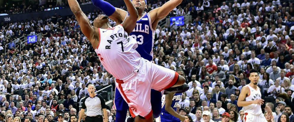 Image result for 76ers vs raptors 94-89