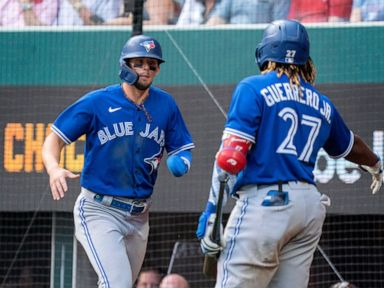 LEADING OFF: Blue Jays play home opener in new Florida nest