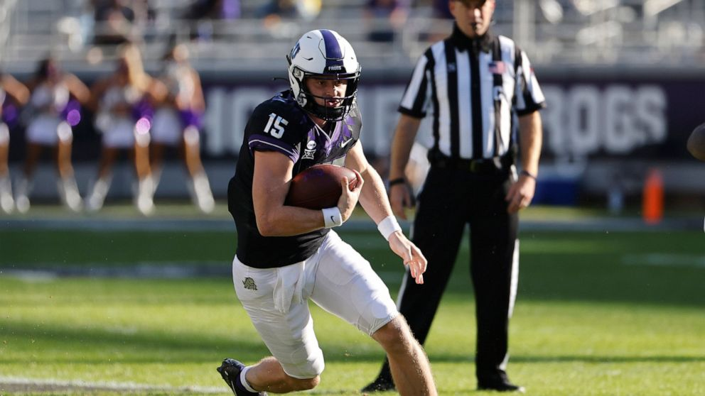 Tcu Wins 34 18 Over Texas Tech To End 5 Game Skid At Home Abc News