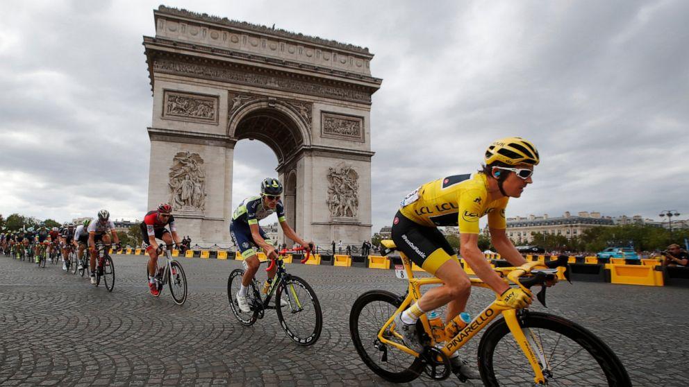 Tour de France sprint - ABC News (Australian Broadcasting