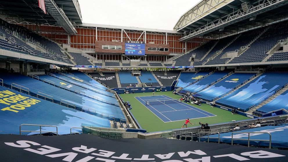 7 US Open players put in 'bubble in the bubble': AP reports thumbnail