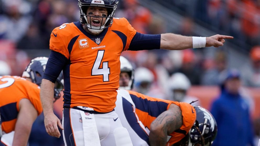 380c3529f AP source  Broncos trading Keenum to Redskins - ABC News