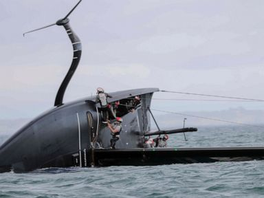American Magic relaunches Patriot after rapid repairs in NZ