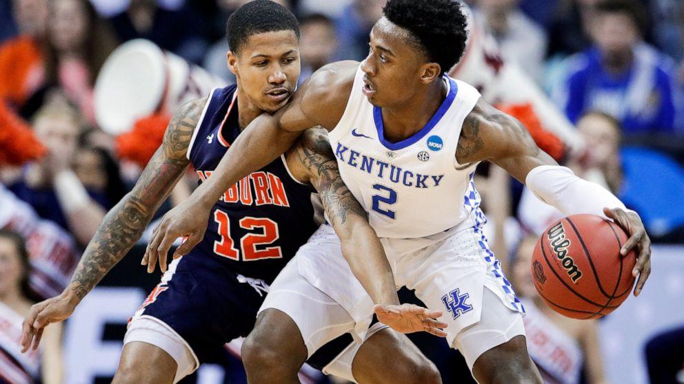 Indiana Syracuse Auburn Lead Ncaa Tournament Bubble