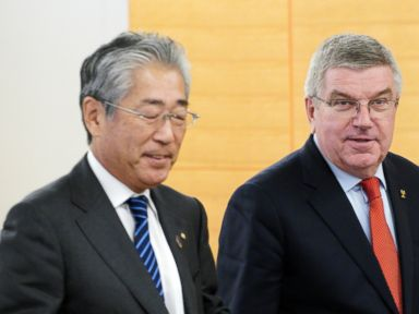IOC marketing chair from Japan investigated for corruption