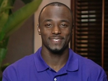 VIDEO: Super Bowl MVP Santonio Holmes