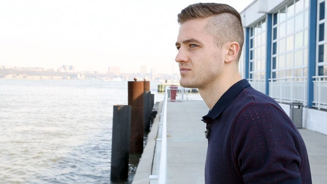 "PHOTO: In an interview with ""Nightline,"" professional soccer player Robbie Rogers, formerly of the U.S. Mens Soccer Team, said he hid his sexuality all his life so he could fit in with the ""macho, macho man"" world of soccer."