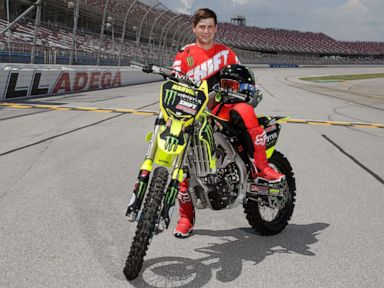 Motorcycle daredevil dies in crash practicing for world record jump