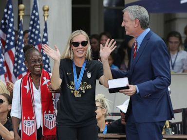 US women's soccer player has wedding ring, key to city stolen from hotel room
