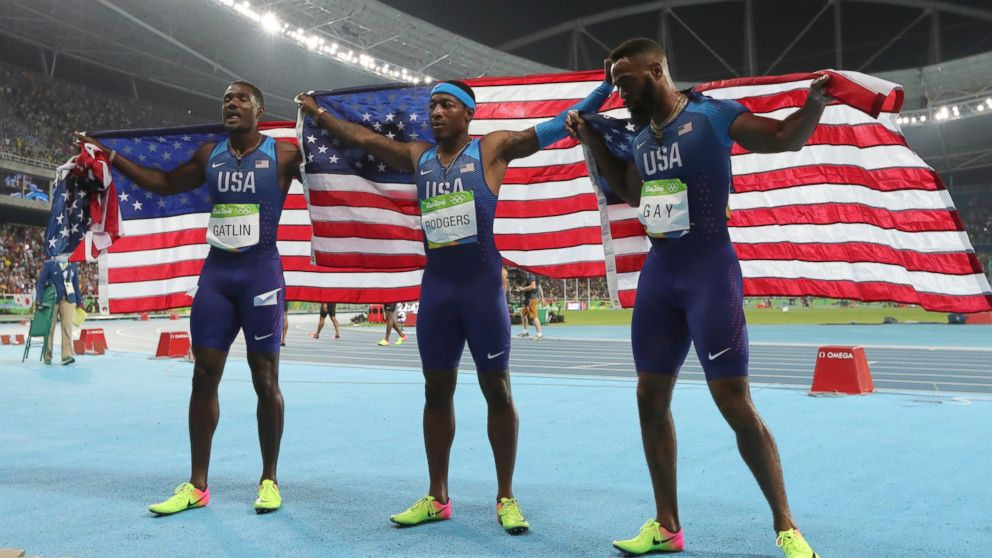 Tyson Gay, Quickest In Stockholm, Puts Pressure On Usain Bolt