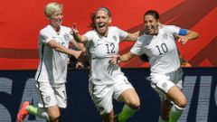 69dab5fe6e6 Carli Lloyd s Hat Trick Gives U.S. Women Victory Over Japan in ...