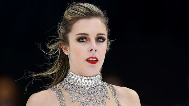 Olympian Ashley Wagner claims she was sexually assaulted by figure skater John Coughlin