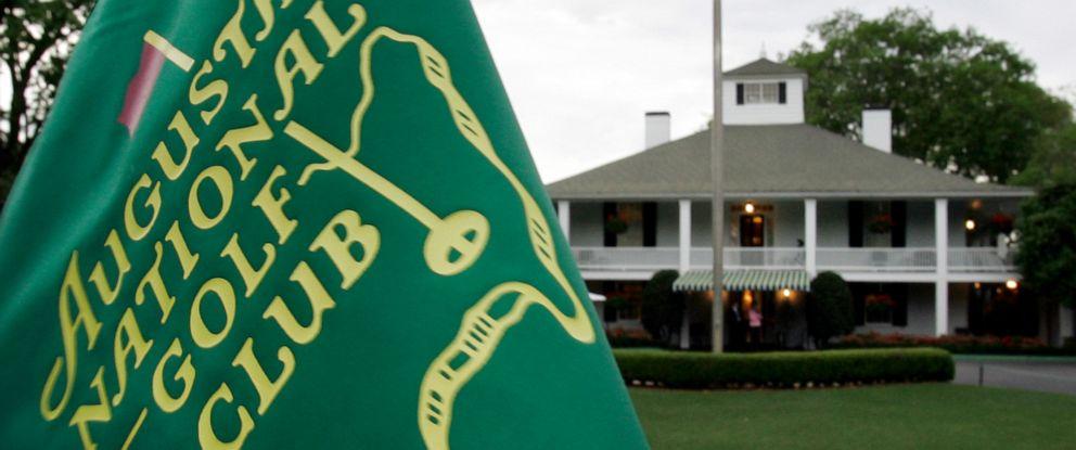 PHOTO: Augusta National Golf Club in Augusta, Ga., April 4, 2007.