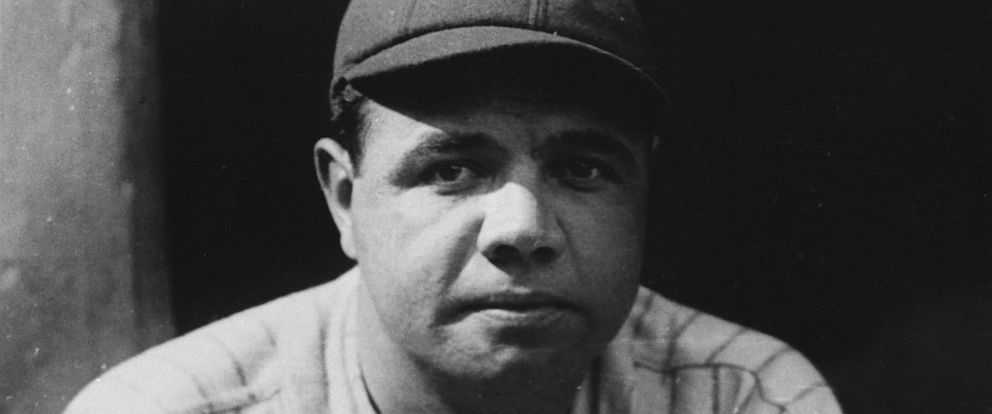 PHOTO: This 1923 file photo shows New York Yankees Babe Ruth, who died of cancer Aug. 16, 1948.