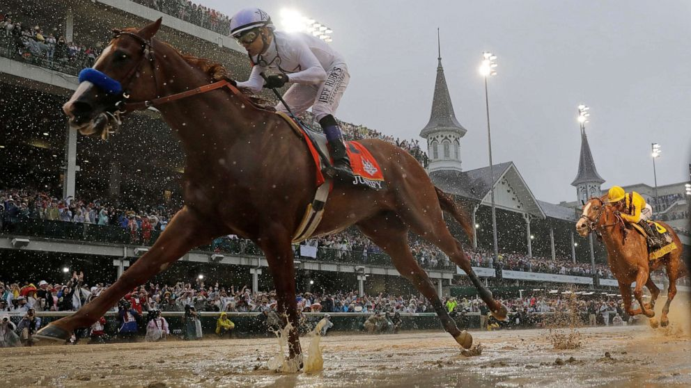 How to enjoy the Kentucky Derby at home this weekend thumbnail