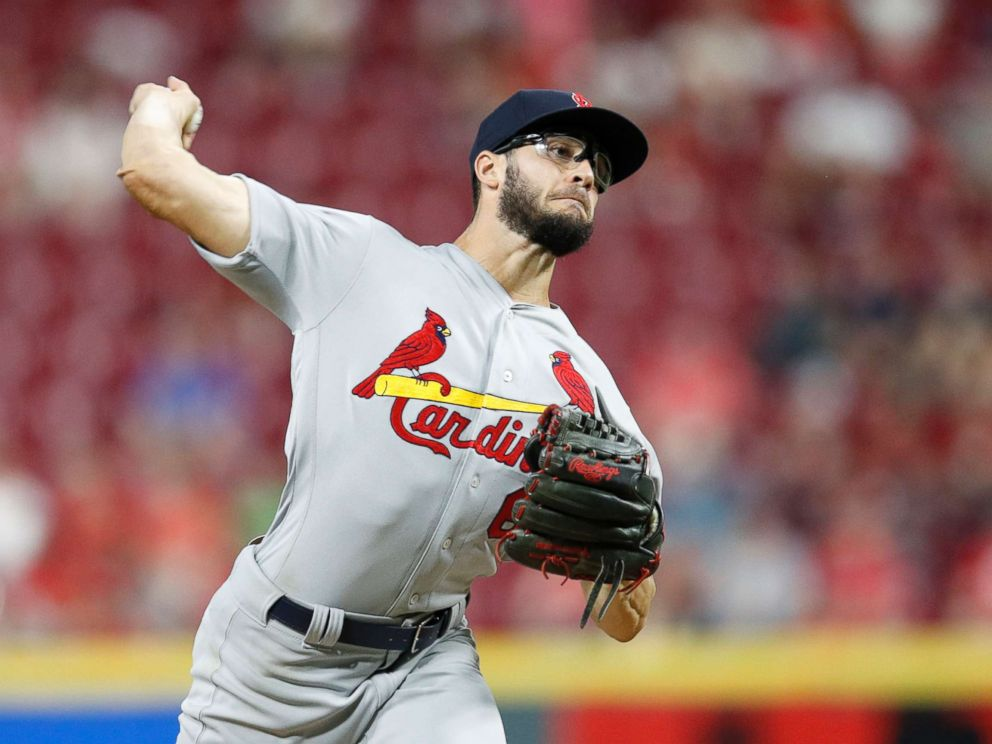 Cardinals' Poncedeleon removed from no-hitter in Major League Baseball debut