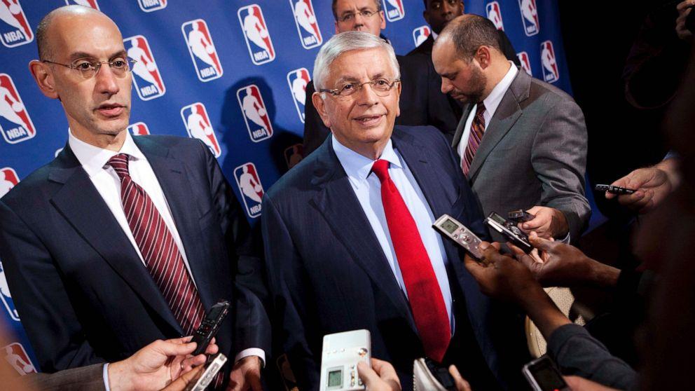 Πολύχρονη NBA Επίτροπος David Stern πάσχει από εγκεφαλική αιμορραγία