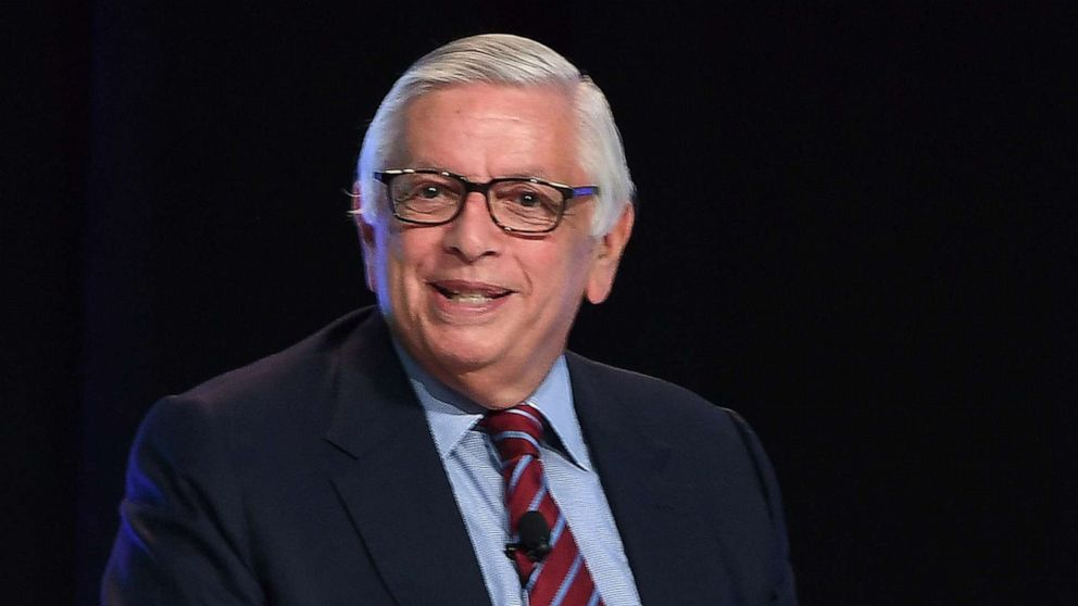 David Stern, NBA's commissioner for 30 years, dies at 77 thumbnail