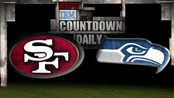 5e09e1a4 Seahawks, 49ers collide with intent - ABC News