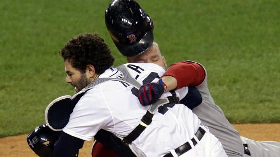 MLB adopts rule on collisions at plate