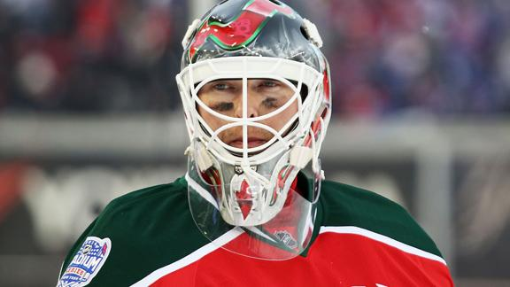 Martin Brodeur Would Welcome Trade Abc News