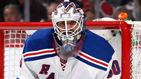 Lundqvist Is Undisputed King Of N Y Abc News