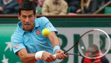 Novak Djokovic Bonds With Ball Boy Video Abc News