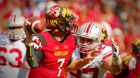 80f1318c8e Terps aim for substance and style - ABC News