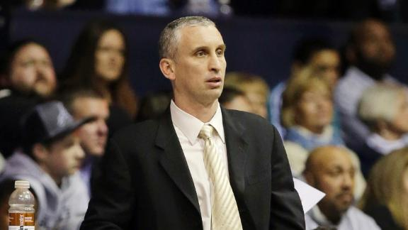 8ce1b35b2a65 Bobby Hurley hired at Arizona State - ABC News