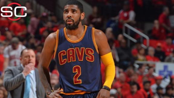 ee06ea29b8f Kyrie Irving refuses to sit out despite right foot