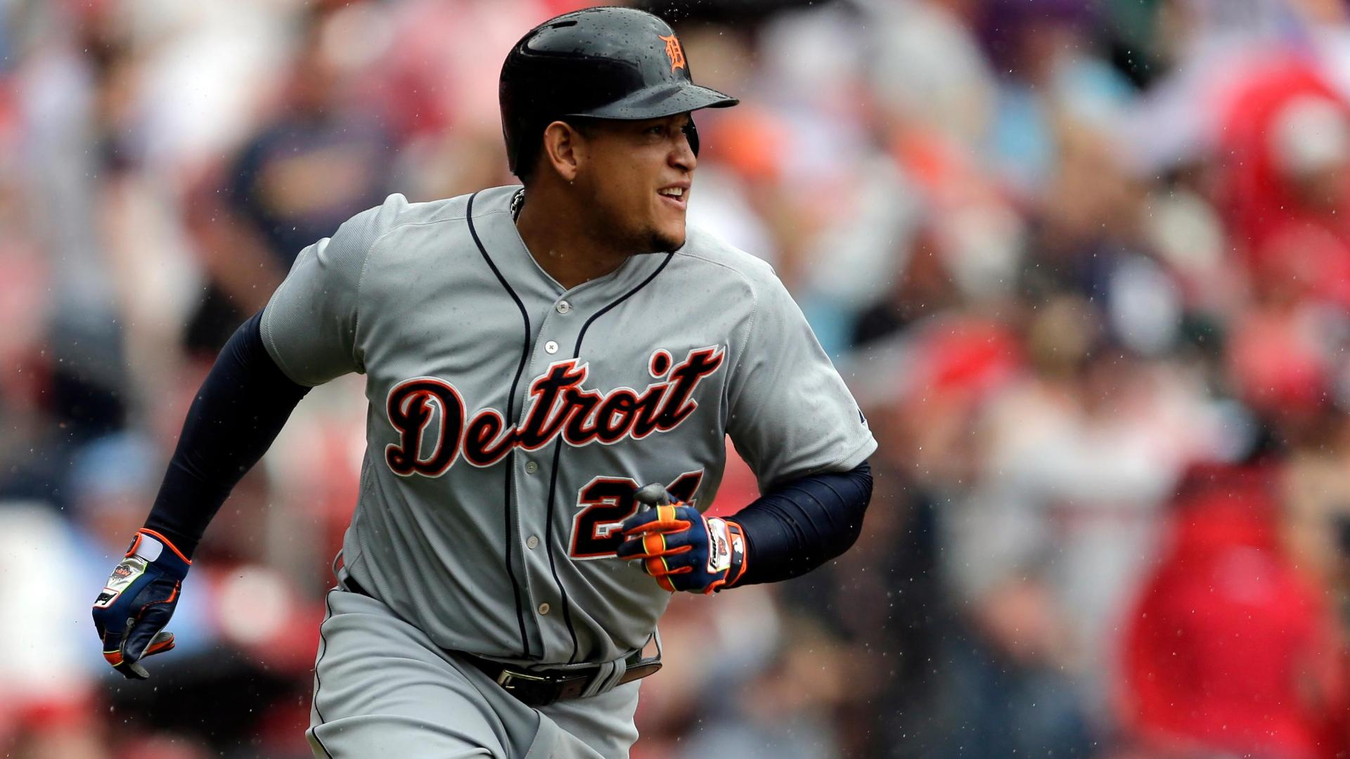 Tigers' Miguel Cabrera hits 400th home run: 'This means a ...
