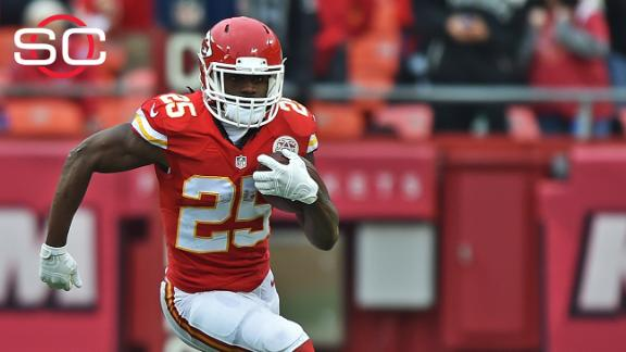 70cea525be6f Chiefs RB Jamaal Charles feels like he s  the LeBron of football ...