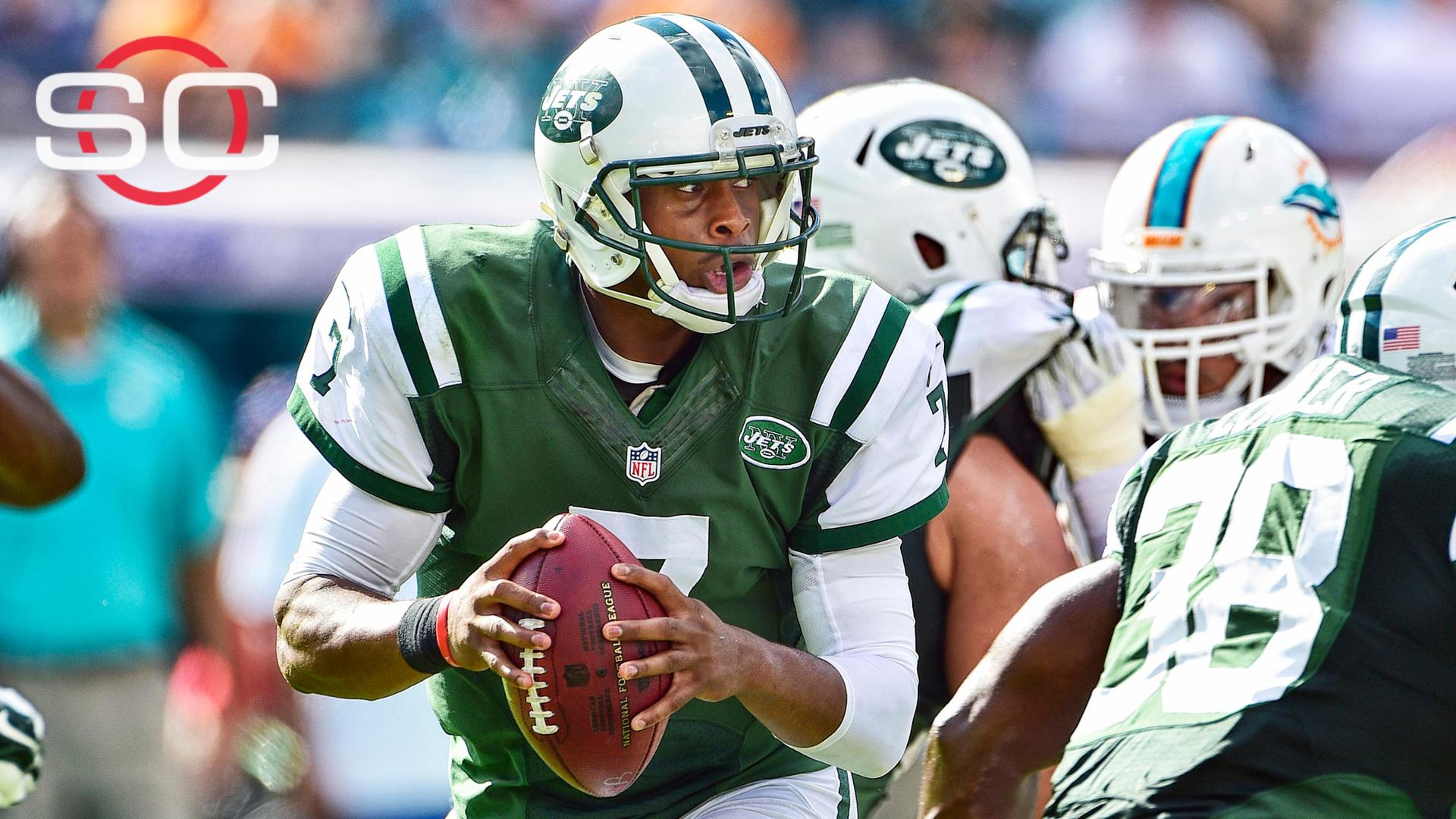 Jets still a punch line, minus the laughs, after Geno Smith breaks