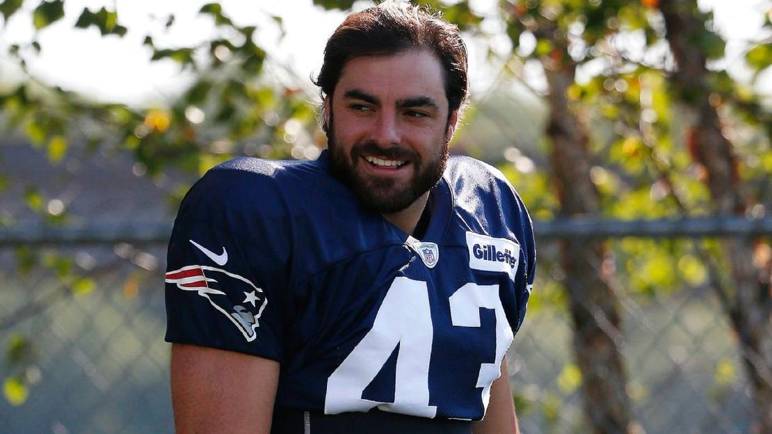 check out 7d500 f0c05 Memory of father drives Patriots' Nate Ebner on Olympic ...
